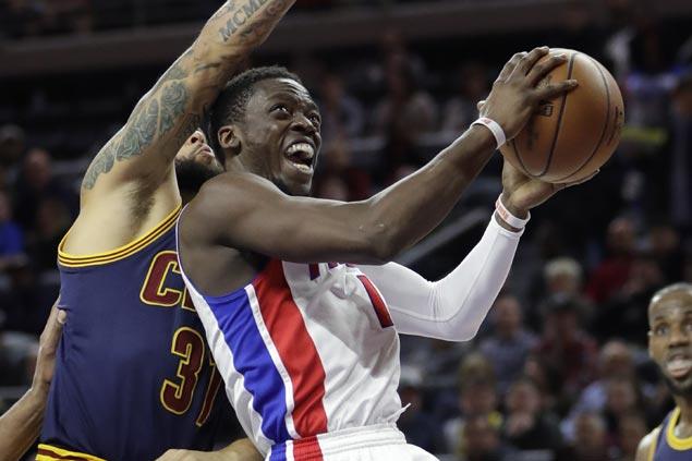 Reggie Jackson powers fourth quarter rally as Pistons send Cavs reeling to third straight loss
