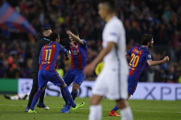 Tensions rise as Paris Saint-Germain heavily criticized after humiliating Champions League loss