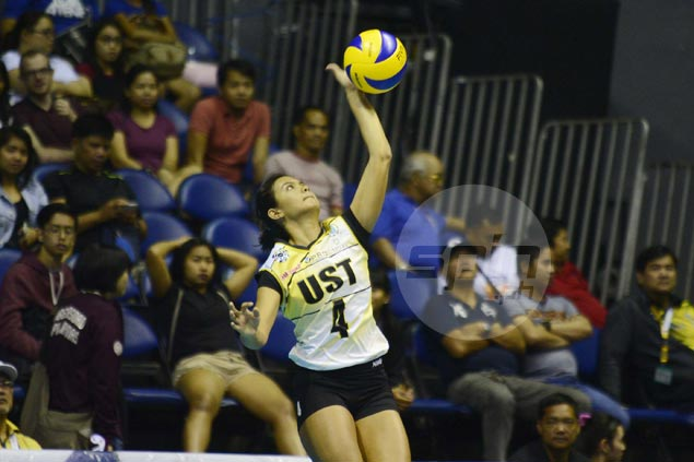 UST Tigresses make it four straight wins, send UE Lady Warriors crashing back to earth