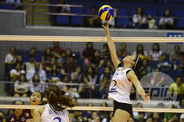 Ateneo Lady Eagles stretch win streak to six and send UP Lady Maroons to fourth straight loss