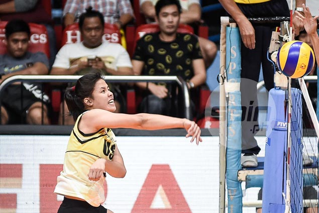Tigresses star Pam Lastimosa not satisfied with fine performance against Lady Warriors