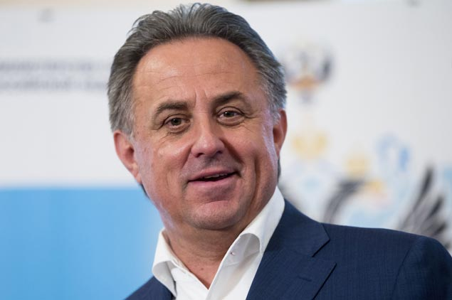 Russia World Cup head Mutko fails eligibility, blocked from standing for re-election to Fifa Council