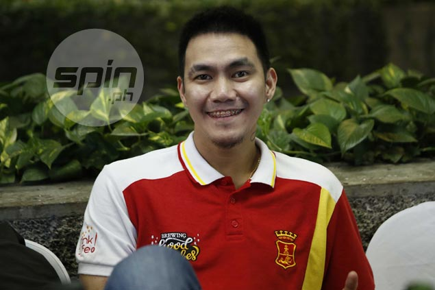 RR Garcia doubtful for Commissioner's Cup as SMB guard mulling surgery for injured shoulder