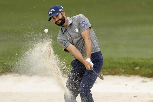 Adam Hadwin clinches first PGA Tour title, earns Masters spot with solid finish at Innisbrook