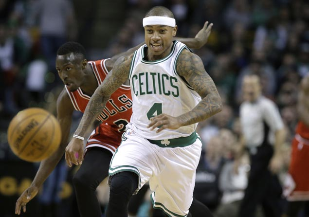 Celtics go wire-to-wire in 20-point rout of skidding Bulls