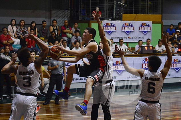 Cignal Hawkeyes secure top spot in D-League Aspirants Cup with victory over Racal