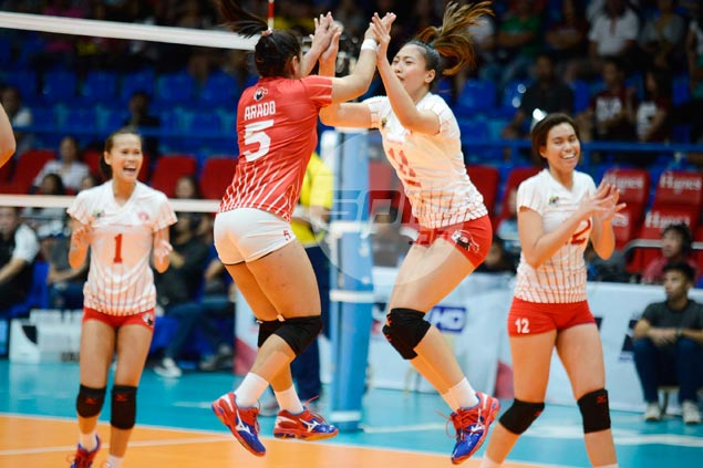 UE star Shaya Adorador vows to make the most on her final year in the UAAP