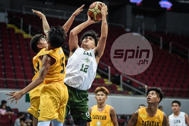 La Salle Lipa kicks off NBTC Divison 2 title defense with romp over Isabela Colleges Cauayan