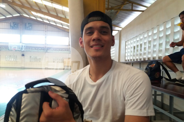 ROS center Raymond Almazan ready to juggle country, club duties upon return from injury