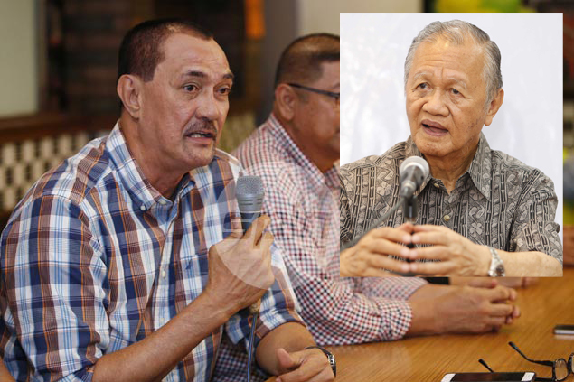 Mon Fernandez to file libel case against Peping Cojuangco over 'game-fixer' allegations