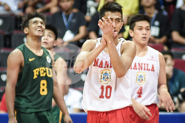 San Beda Red Cubs in NBTC finals for third straight year after getting past FEU Baby Tams