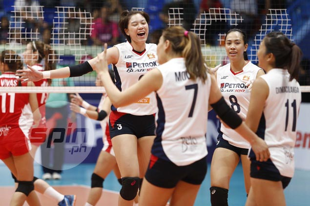 Petron puts unblemished slate at stake in Superliga clash against Foton