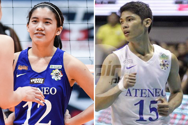 Contrary to LVPI claim, Jia Morado and Co. didn't receive invitations to join tryouts, says Ateneo