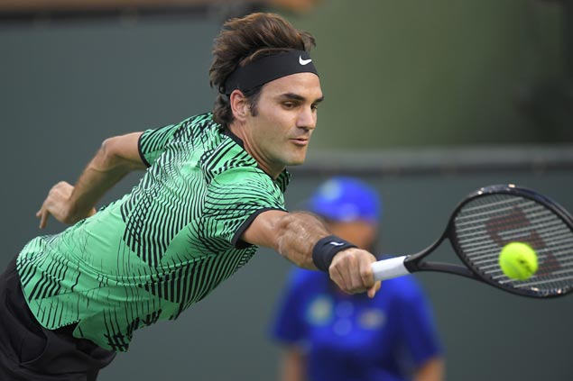 Roger Federer, Rafael Nadal dispatch separate foes to arrange early duel at Indian Wells
