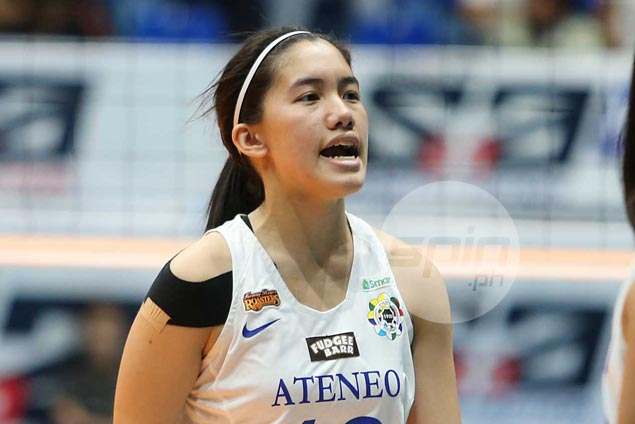LVPI admits failure to invite Jia Morado, three other Ateneo players to national tryouts