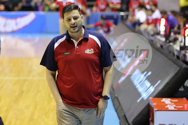 Caloy Garcia seeks to reignite winning fire as ROS opens Commissioner's Cup title defense vs NLEX