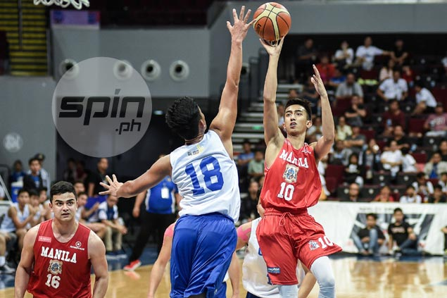 Third time's the charm as Red Cubs ground Magis Eagles to claim NBTC Division 1 crown