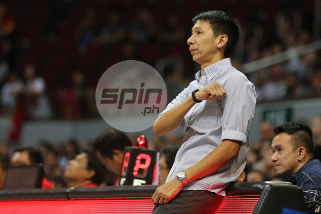 Racela ready to play without Castro, Rosario, Pogoy; hints TNT may also loan Tautuaa to Gilas