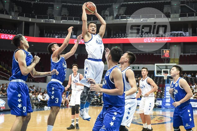 Former Adamson star Encho Serrano part of La Salle Greenhills lineup for PCABL