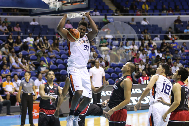 Alex Stepheson is no lights-out scorer, but he's exactly what doctor ordered for Meralco