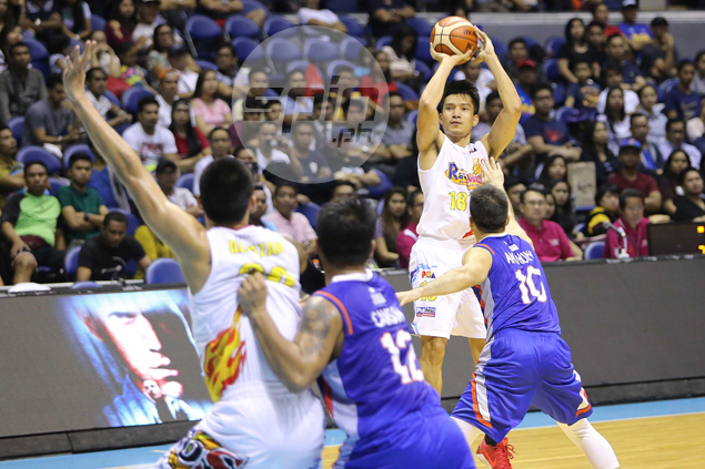 James Yap brings back 'Big Game' days in rousing Rain or Shine win over NLEX
