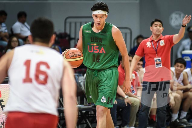Fil-Am teen Kamaka Hepa open to playing college ball in PH as he explores options
