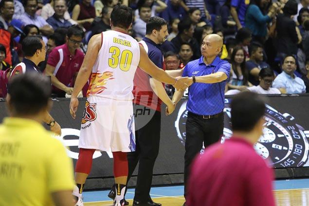 No takers on NLEX players Guiao tried to trade: 'Hirap bitawan kung kapalit ballboy'