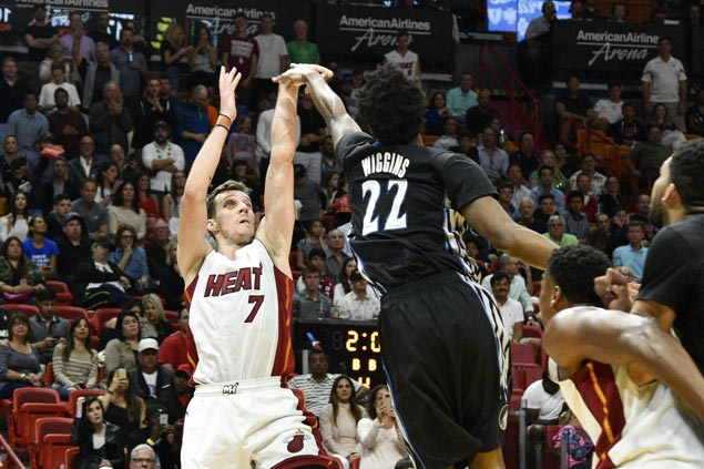 Heat lose Waiters early to injury but get a new win run going with rout of  Timberwolves