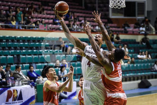 Greg Smith exhausted in move from NBA role player to Blackwater go-to guy in grueling PBA debut