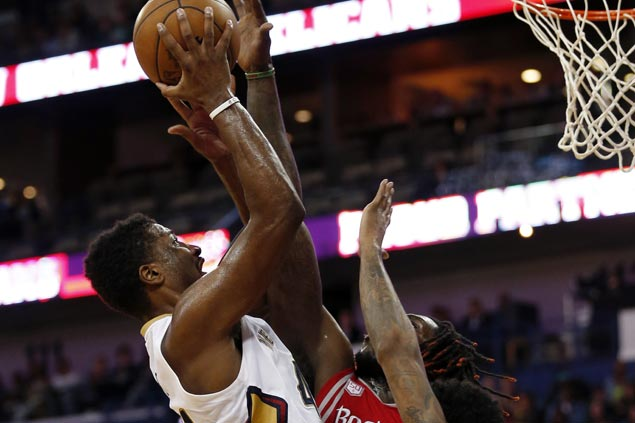 Solomon Hill stars as Pelicans edge Rockets and spoil James Harden's 41-point night