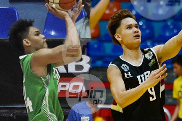 NCAA, UAAP juniors MVPs Troy Mallillin, Juan Gomez de Liano clash in Slam Rising Stars game