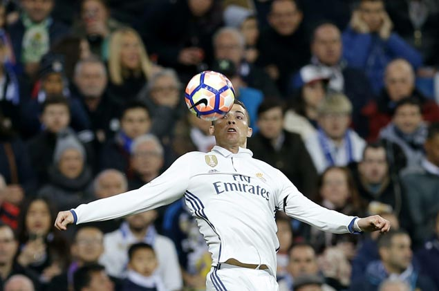 Cristiano Ronaldo turns playmaker to lead Real Madrid past Athletic Bilbao