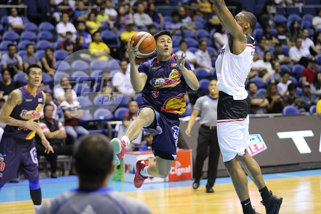 Struggling Jericho Cruz stays patient as he continues to play through plantar fasciitis injury