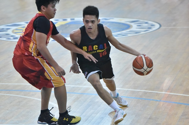 Felix Apreku, Kent Salado star as Racal downs Hobe to keep record unblemished