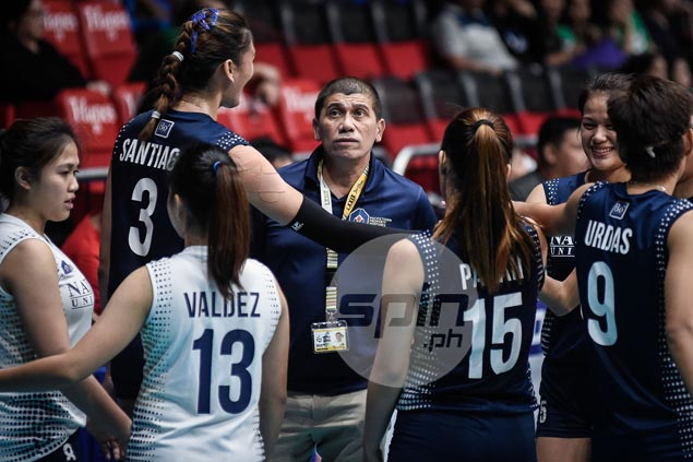 Veteran Gorayeb digs into bag of old tricks, leads NU to a win without a libero on floor