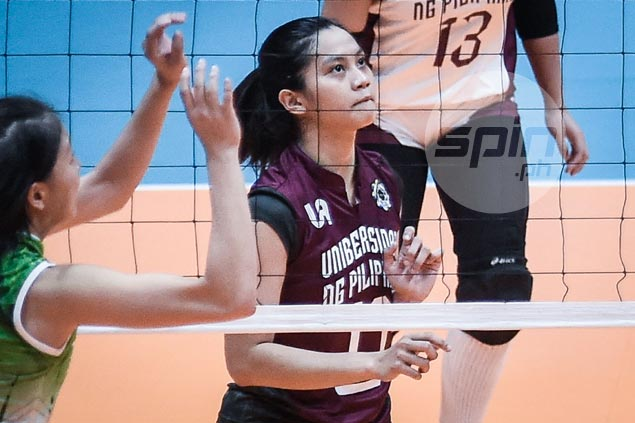 UP setter Arielle Estranero admits Lady Maroons simply schooled by vengeful La Salle