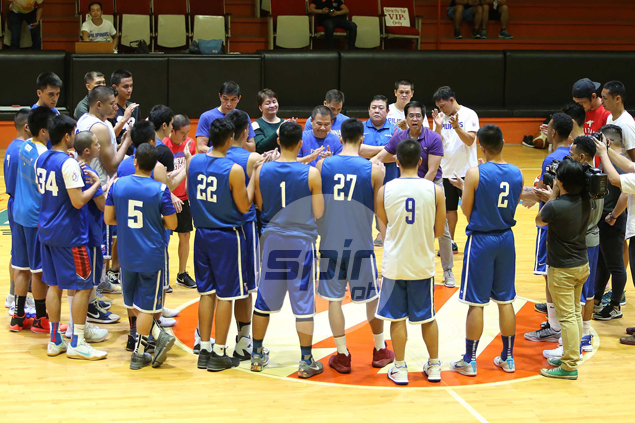 Gilas Pilipinas 5.0 gets ball rolling with first weekly practice sans Romeo, Almazan