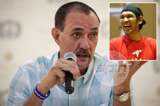 Mon Fernandez says Fajardo will be tougher to defend once he unleashes 'secret weapon'