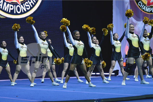 NCC to form 'biggest, strongest' Team Pilipinas for 2017 World Cheerleading Championships