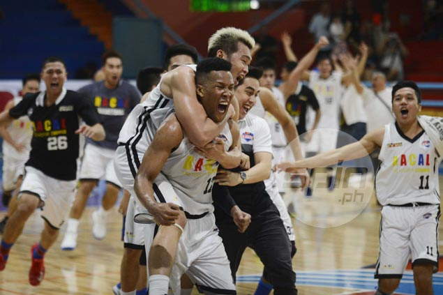 Onwubere hits game-winning trey as Racal stuns Cafe France to move on cusp of D-League finals