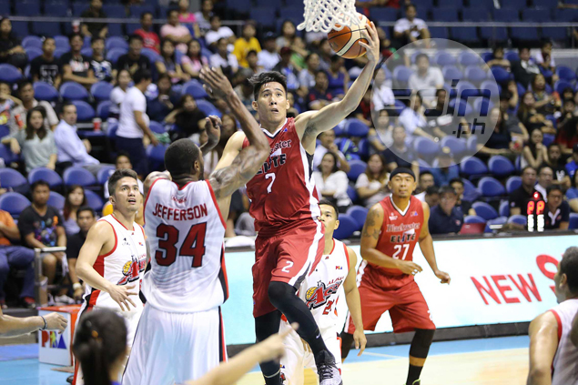 Gilas cadet Mac Belo continues up-and-down ride in rookie season with Blackwater