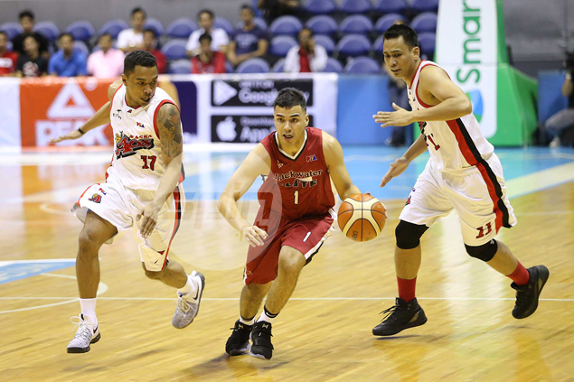 Mahindra cast-off Mike DiGregorio proving to be a gem of a pick-up for Blackwater