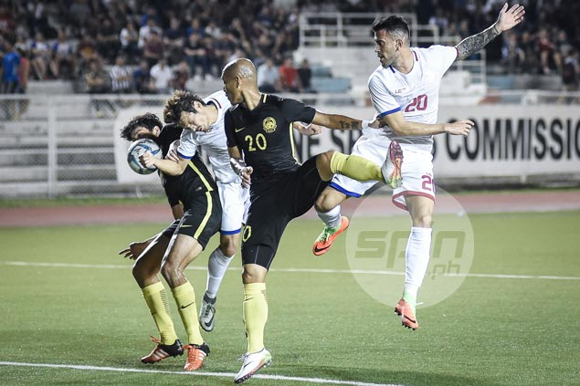 Thomas Dooley unalarmed after Azkals pegged back by Malaysia in goalless friendly