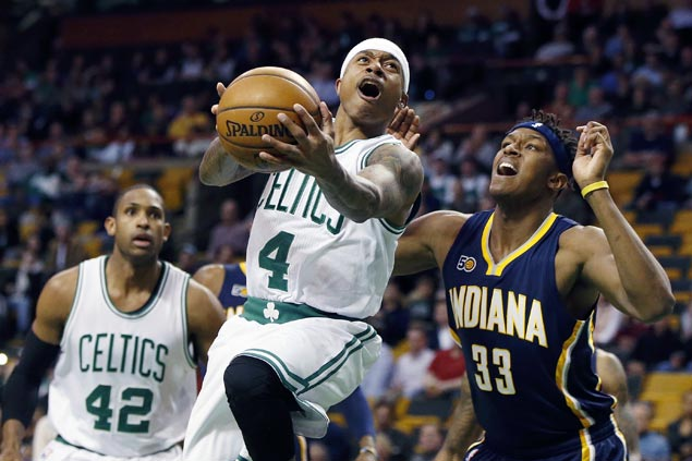 Celtics get new win run going, beat Pacers and spoil Paul George's 37-point night