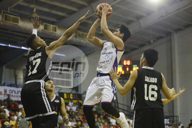 Cafe France keeps finals bid alive with come-from-behind win over Racal in D-League