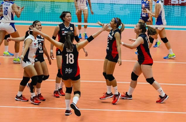 Petron downs Generika to complete five-match elims sweep in PSL Invitational