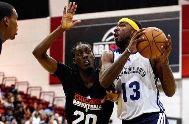 Donte Greene on stand-by as fellow NBA veteran Lou Amundson makes TNT debut