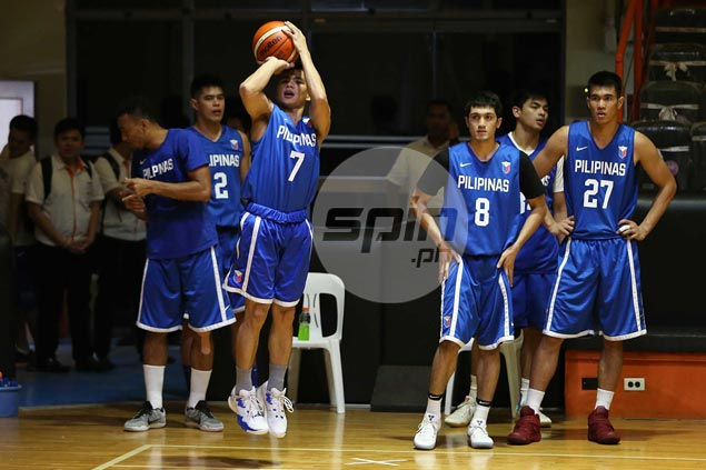 Chot Reyes hints at fielding mix of Gilas veterans, cadets to Seaba championship