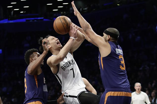 Nets make it back-to-back wins with 28-point beatdown over slumping Suns