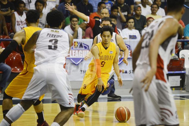 Mark Cruz in line for PBA return as he draws interest from teams with fine play for Tanduay